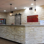 front desk of Ramada by Wyndham North Platte & Sandhills Convention Ctr